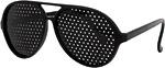 pinhole matte, pinhole glasses